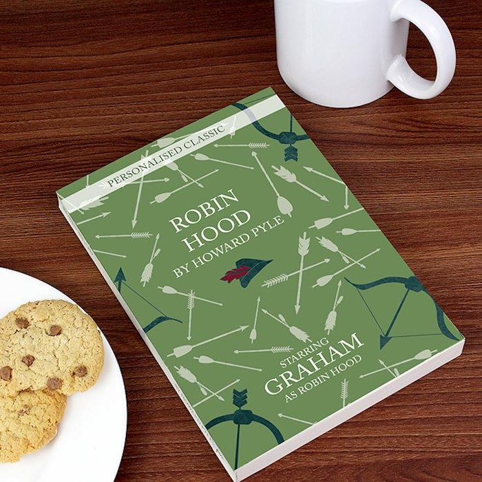 Robin Hood Novel - 1 Character