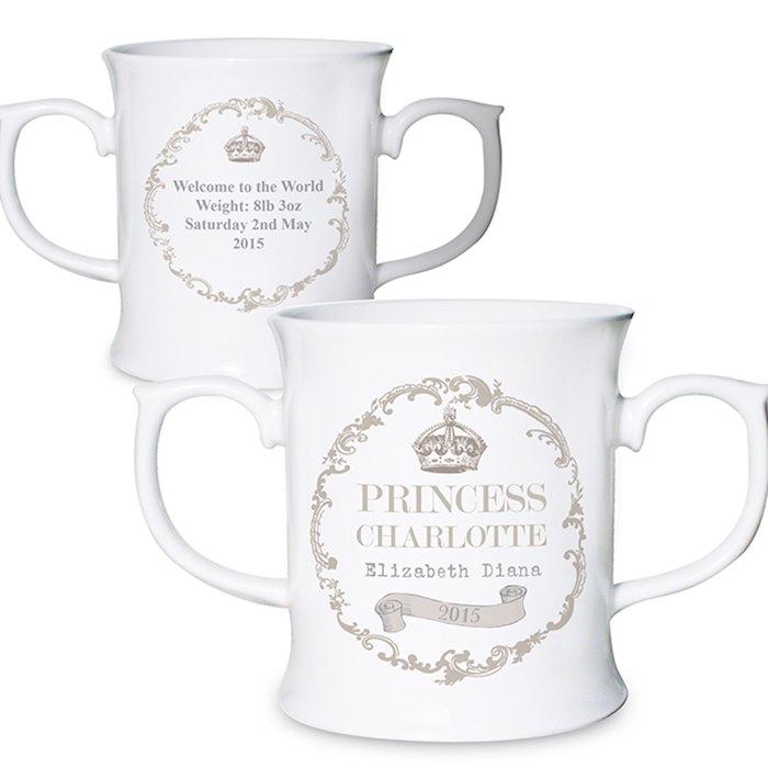 Royal Crown Loving Mug