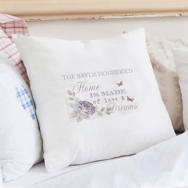 Secret Garden Cushion Cover