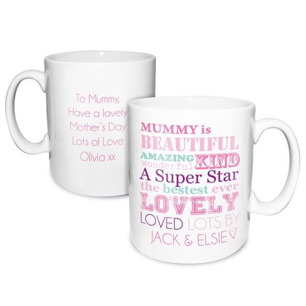 She Is... Mug