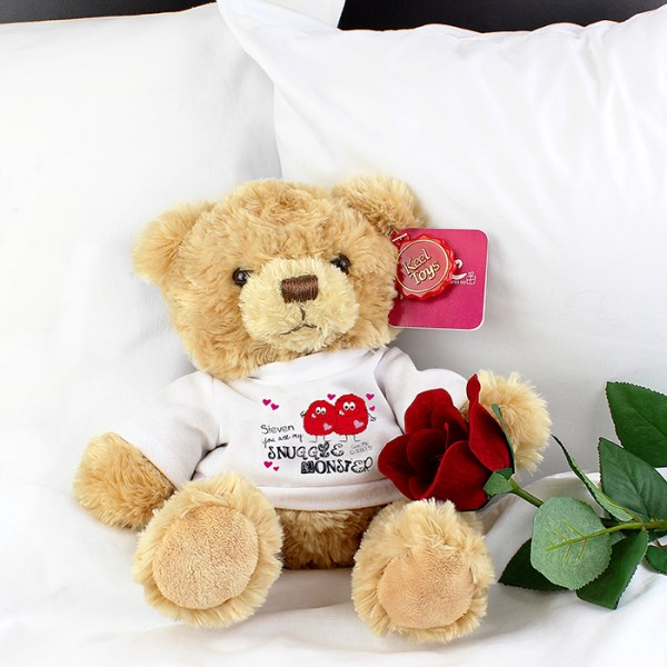 Snuggle Monster Teddy