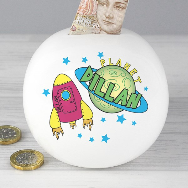 Space Money Box