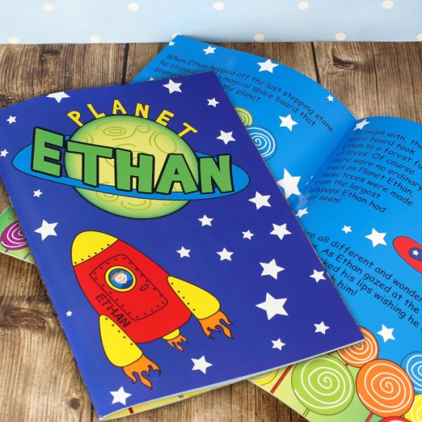 Space Story Book