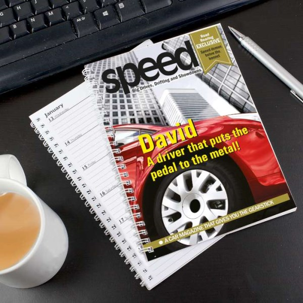 Speed A5 Diary