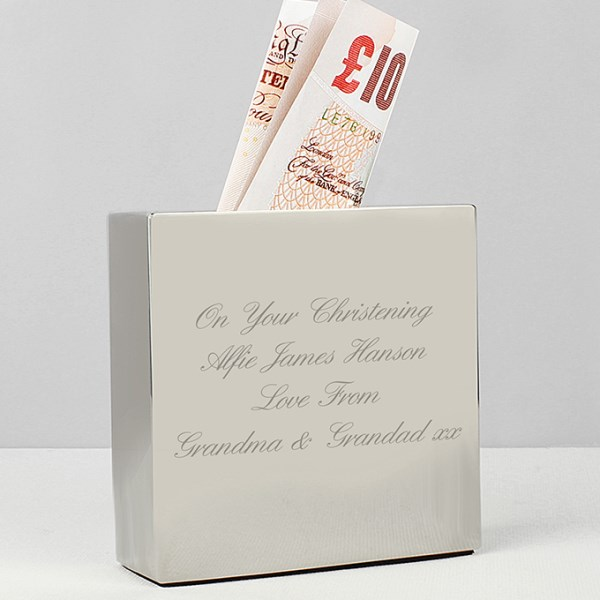 Square Money Box