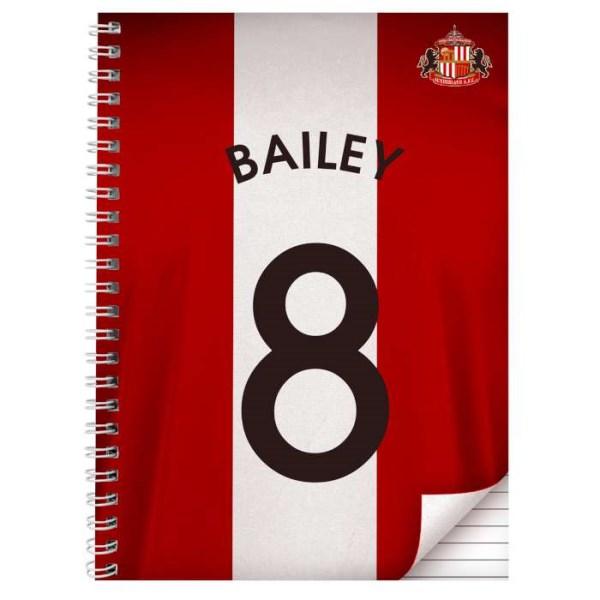 Sunderland A4 Notebook