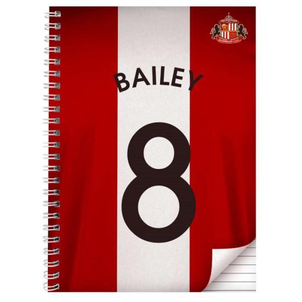 Sunderland A5 Notebook