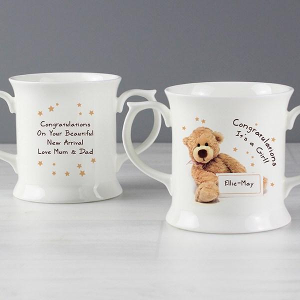 Teddy Loving Mug