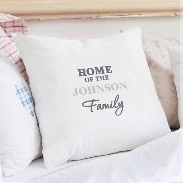 The Family Cushion Cover