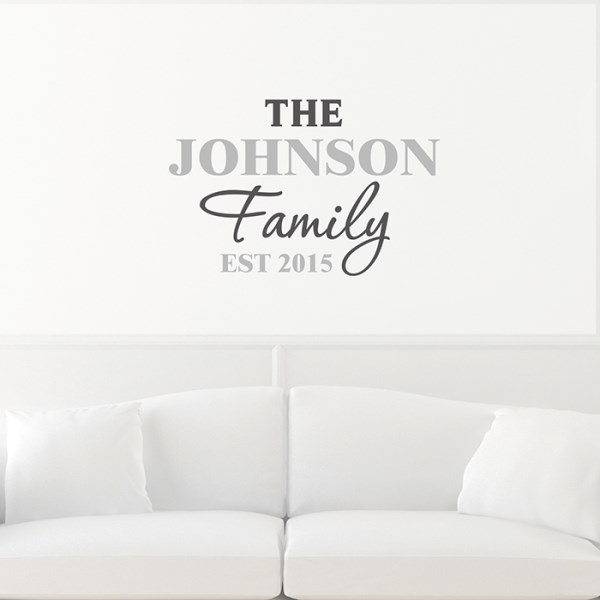 The Family Wall Art