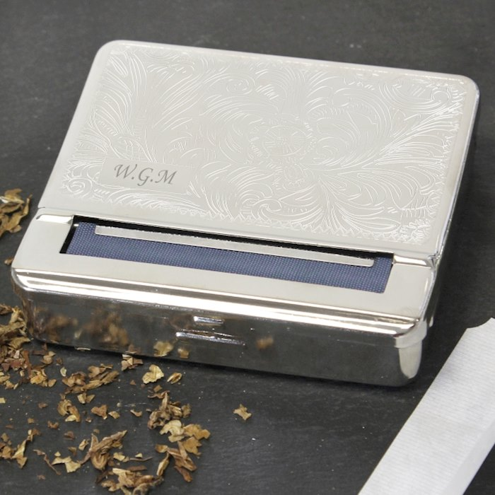 Tobacco Rolling Tin