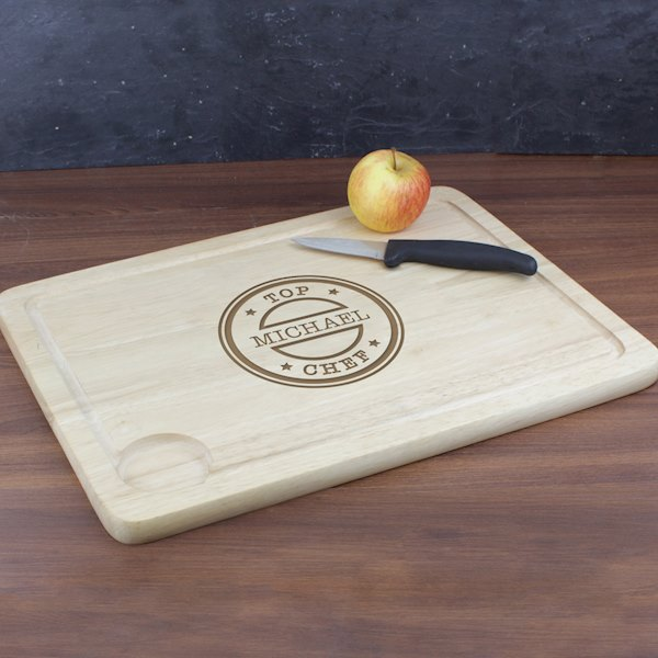 Top Chef Carving Board