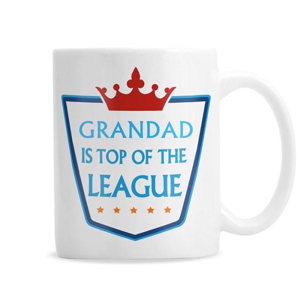 Top of the League Mug