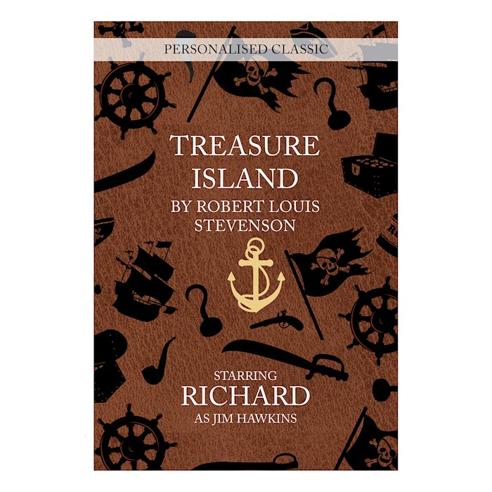 Treasure Island Novel - 6 Characters
