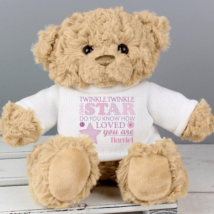 Twinkle Girls Teddy
