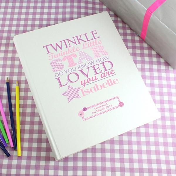 Twinkle Girls Traditional Album