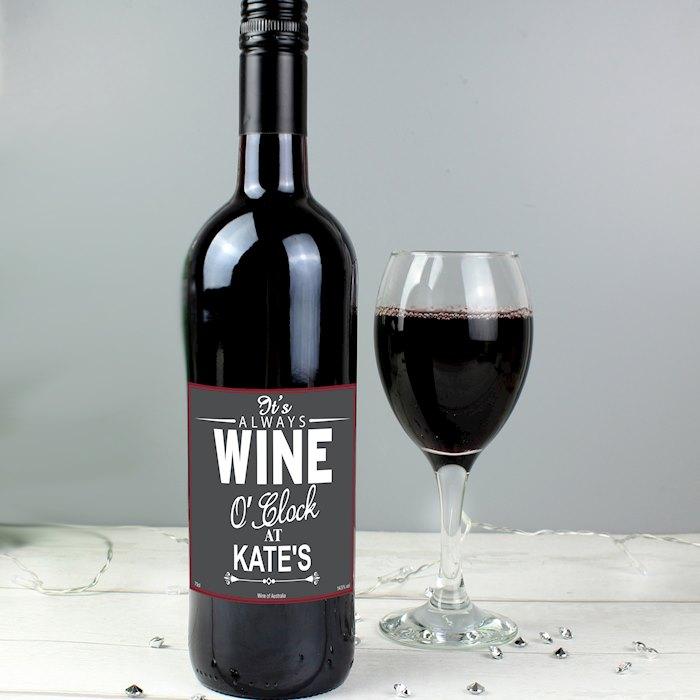 Wine O'Clock Red Wine