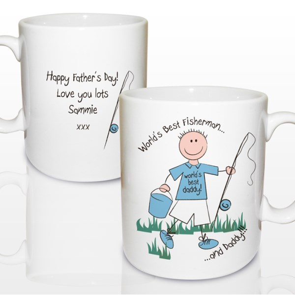 World's Best Fisherman Mug