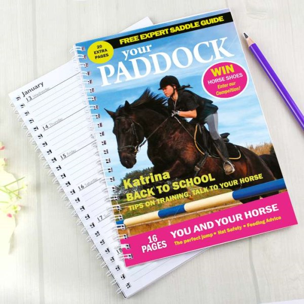 Your Paddock A5 Diary