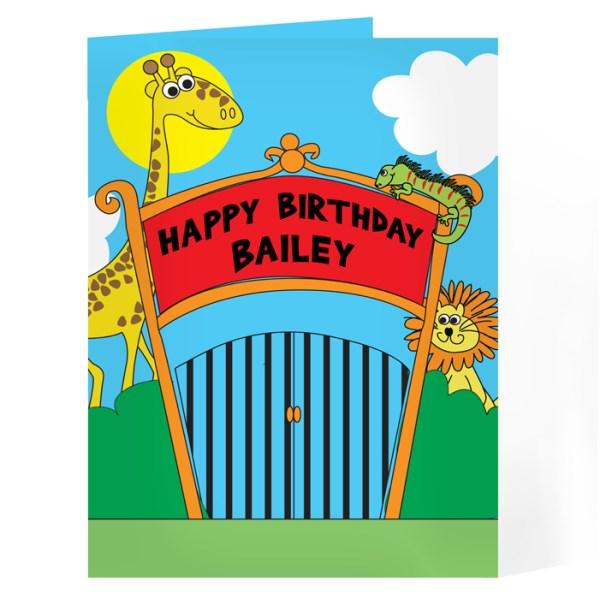 Zoo Card