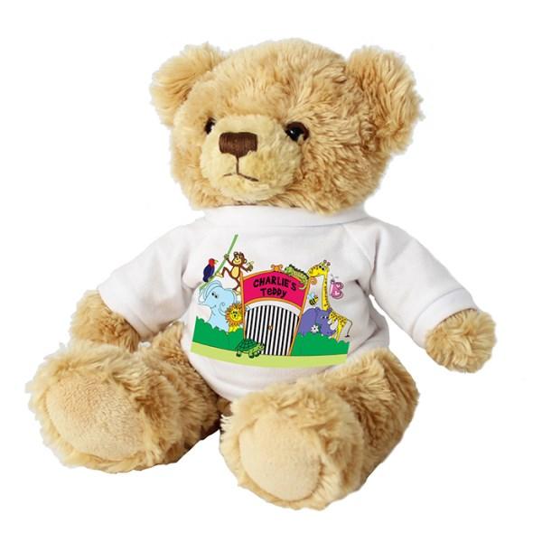 Zoo Teddy