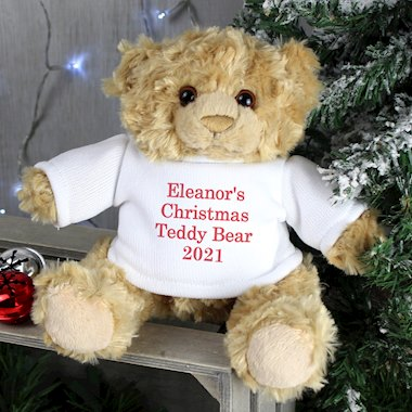 personalised teddy bears for her specialmoment co uk