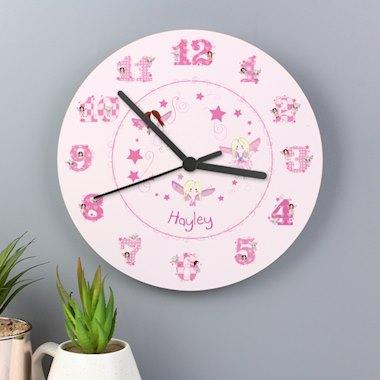 Personalised Clocks Specialmomentcouk